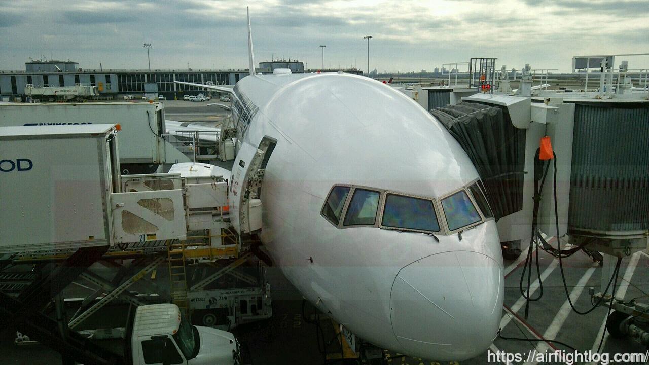 JAL Boeing777-300ER