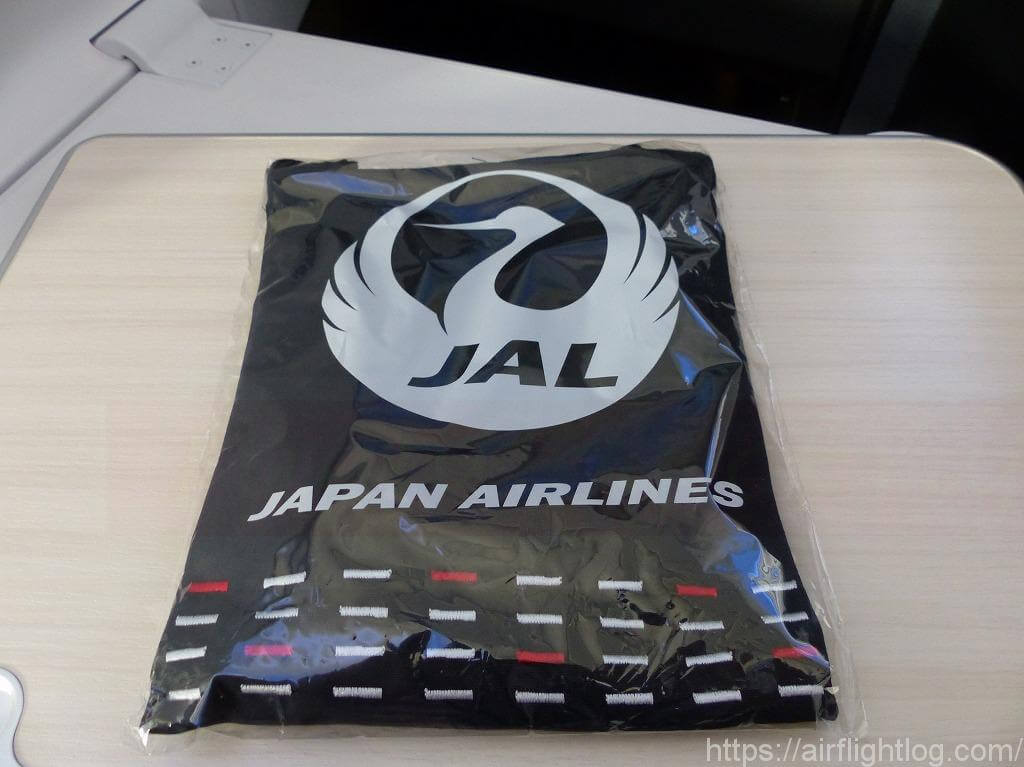 JALビジネスクラスアメニティ