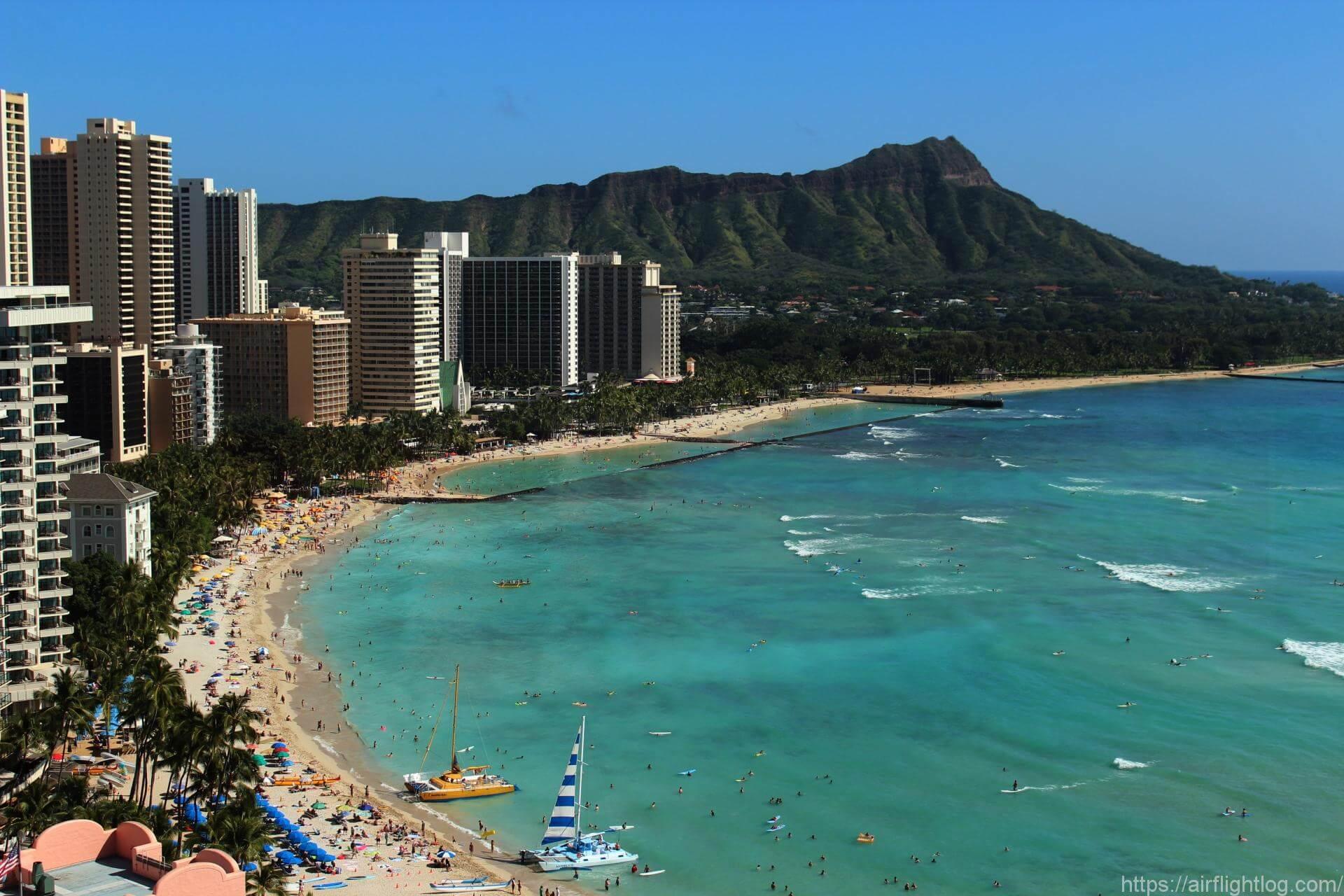 ハワイ・ホノルル