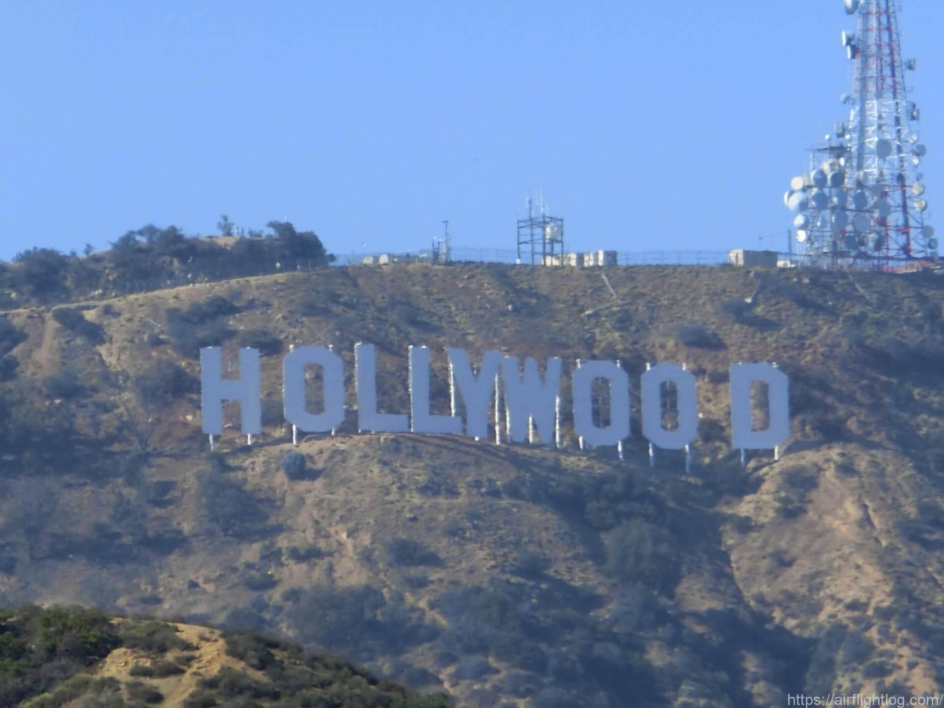 ロサンゼルスハリウッド
