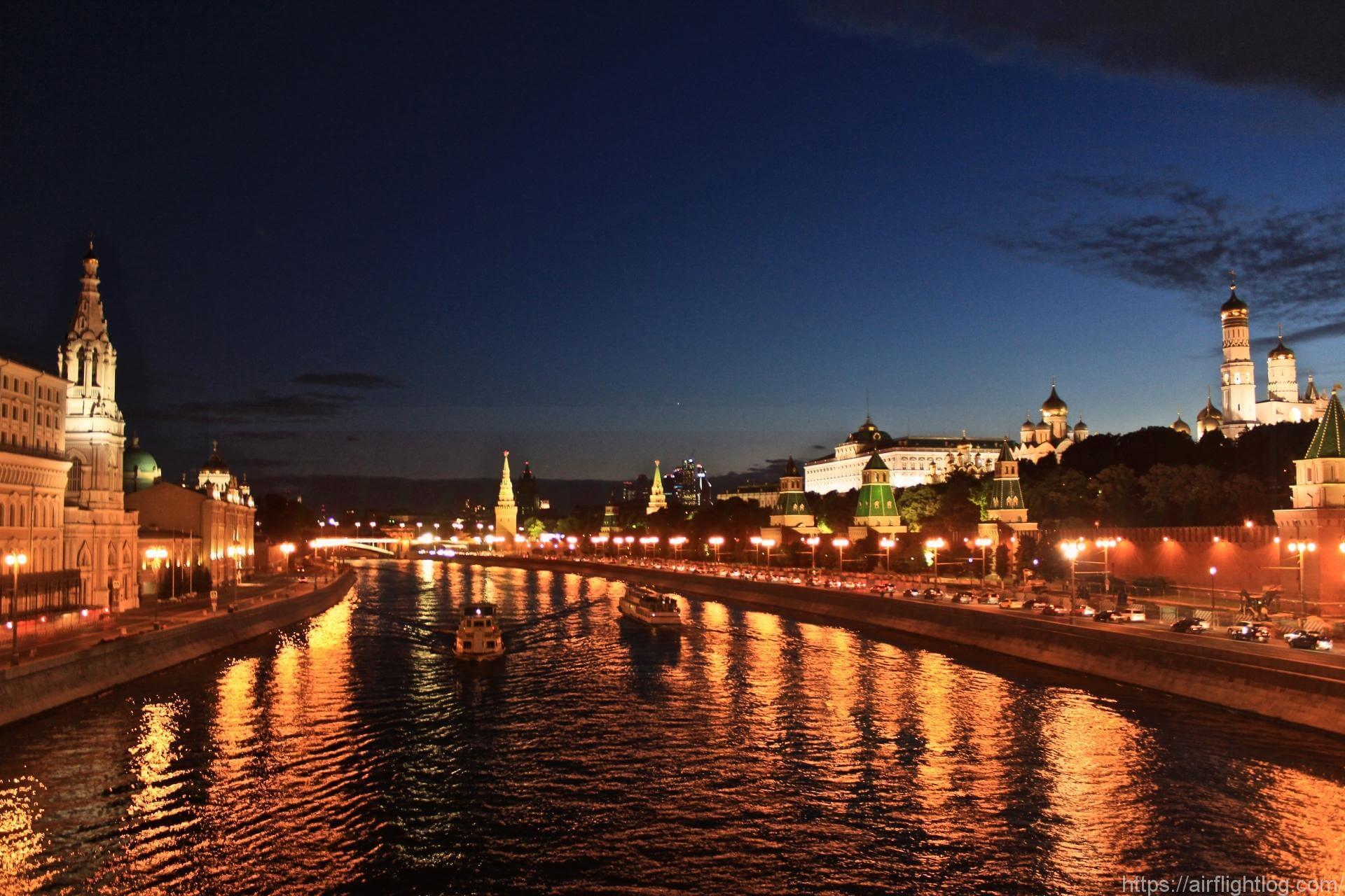 ロシア。モスクワ