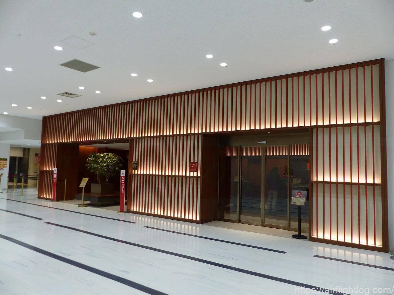 伊丹空港ダイヤモンド・プレミア専用ゲート&JGC専用カウンター