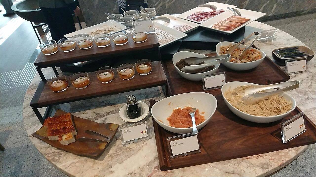 The Okura Tokyo(オークラ東京)朝食「オーキッド」和食ブース