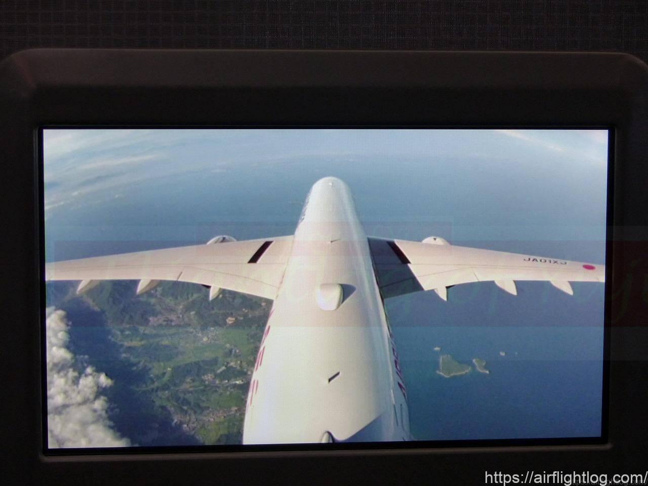 JALA350-900個人用画面「機外カメラ」