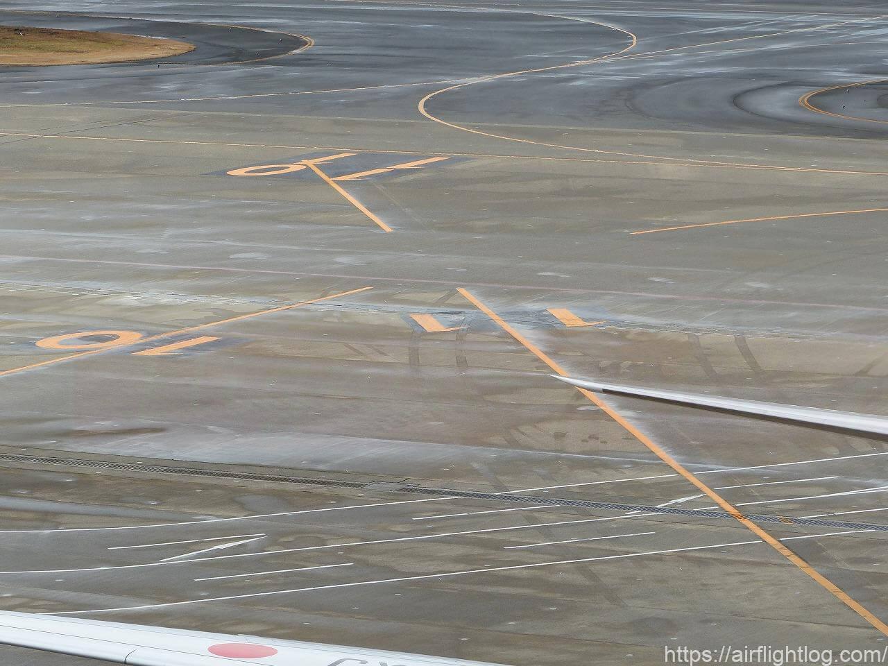 羽田空港スポット番号